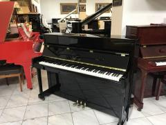 Zánovní pianino George Steck sezárukou 5 let.