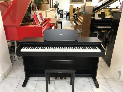 Digitální pianino YAMAHA model IDP - 88 II. Made in Japan.