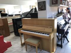 České pianino Klug & Sperl - Petrof120, Detoa mechanika