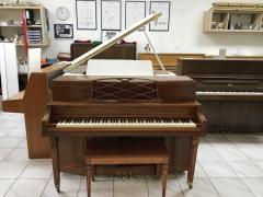 Americké pianino v záruce, včetně židle, doprava zdarma.