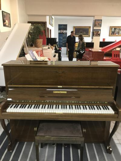 Pianino Grotrian Steinweg model120 sezárukou 2roky, doprava zdarma.