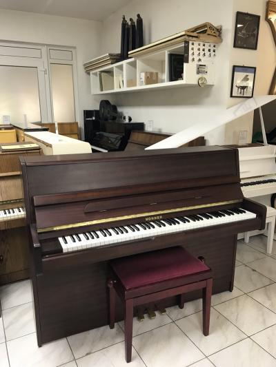 Pianino Hohner sezárukou 2 roky.