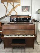 Petrof model K 114 s klavírní židlí, doprava zdarma.