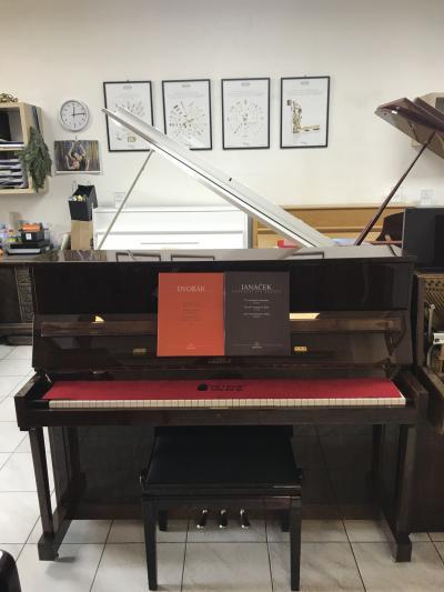 Pianino PETROF opusové číslo 517732 se zárukou 3 roky, doprava zdarma.