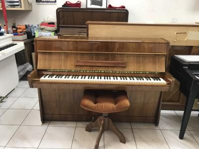 Pianino Petrof model 105 včetně dopravy a záruky 2 roky