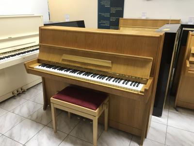 Pianino Petrof model Klasik včetně nové židle, záruka 2roky