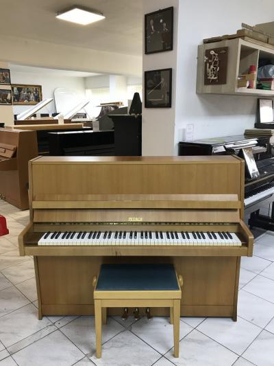 Pianino Petrof 112 poprvním majiteli, sezárukou a dopravou.