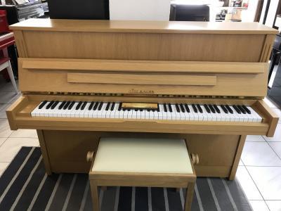 Zánovní pianino Seidl & Sohn sezárukou 5let