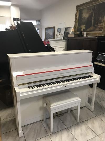 Německé pianino SCHIMMER, originál duo systém, záruka 5 let