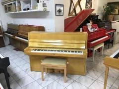 Pianino August Förster v záruce, doprava zdarma