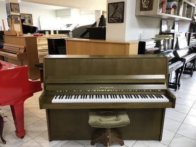 Finské pianino FAZER včetně stoličky, první ladění zdarma.