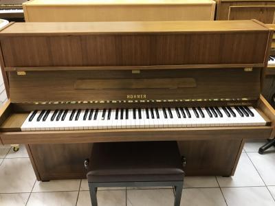 Pianino Honner ve velmi dobrém stavu, záruka 2 roky, doprava ZDARMA.