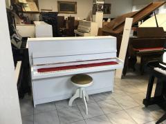 Menší pianino Petrof v záruce, opusové číslo 392592.
