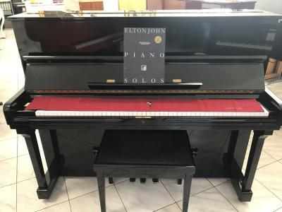 Korejské pianino Samick model SU 118 BS, r. v. 1992.