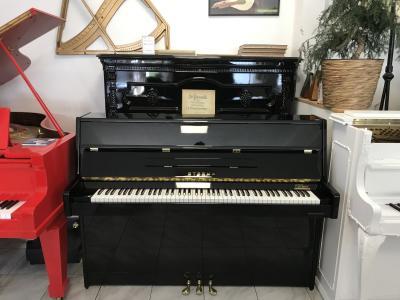 Pianino Eterna - Yamaha se zárukou, doprava zdarma