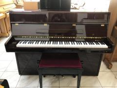Pianino Samick model S108, sezárukou, doprava zdarma