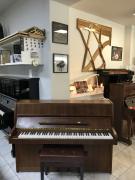 Německé pianino Sauter s RENNER mechanikou, záruka, doprava zdarma