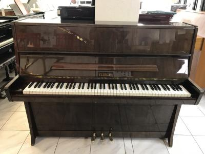 Pianino Petrof K 114 včetně židle, vzáruce, doprava zdarma.