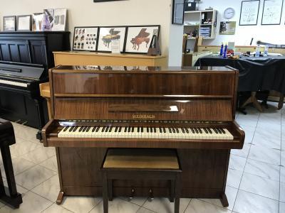 Pianino Weinbach - Petrof 114 se zárukou, doprava zdarma