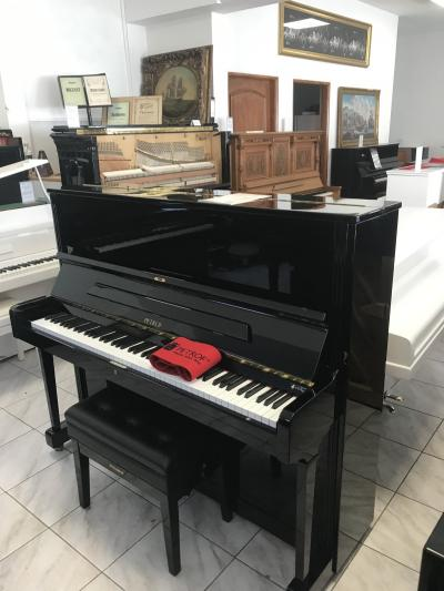Pianino PETROF 125 se zárukou 5let, doprava zdarma.