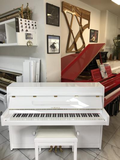 Pianino Yamaha made in Japan, záruka 2 roky, doprava zdarma.