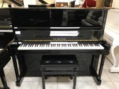 Krásný klavír TH BETTING model 128 se zárukou, doprava zdarma.