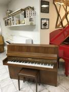 Německé pianino Rosnisch sezárukou.