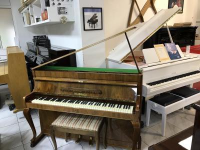 Pianino Weinbach Rococo