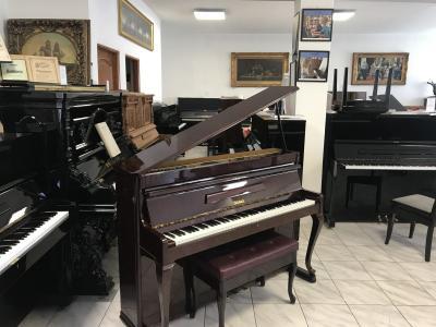 Pianino Weinbach Rococo sezárukou, doprava zdarma.