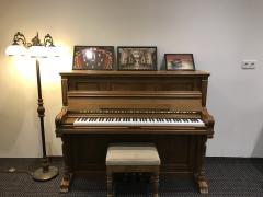Pianino RIPPEN sezárukou