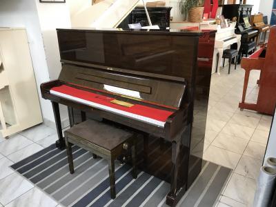 Pianino Petrof 125 poprvním majiteli, záruka 5let, doprava zdarma