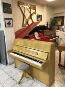 České pianino Klug & Sperl.