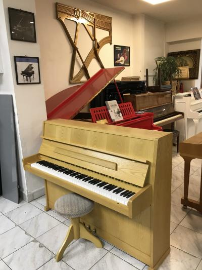 České pianino Klug & Sperl, záruka až 3 roky.