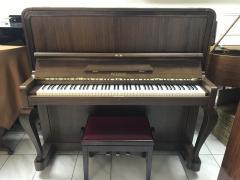 Koncertní piano Petrof model F135, výška 135cm, poopravě.