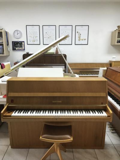 Pianino W. Hoffmann - C. Bechstein