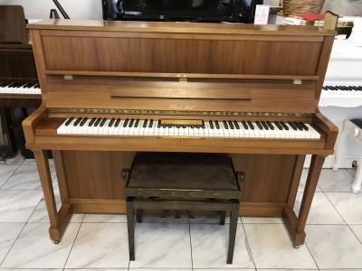 Německé pianino Klug & Sperl s Renner mechanikou