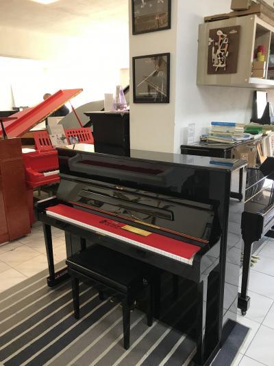 Pianino Petrof model 116 Demichipp vzáruce, doprava zdarma.