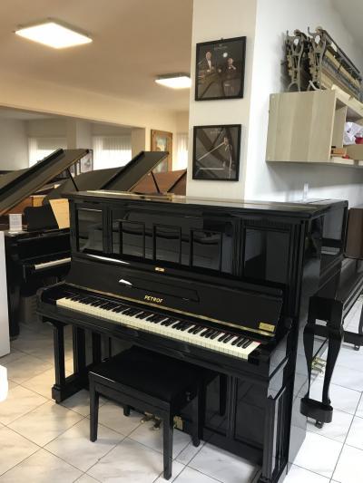Klavír Antonín Petrof model 140 se zárukou, doprava zdarma