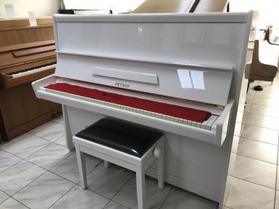 Pianino Petrof Opera125, záruka 2roky, 1. ladění a židle vceně