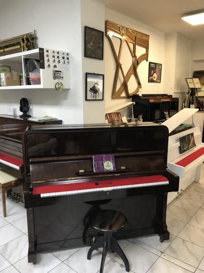 Pianino Petrof model 130 po generální opravě, záruka 5 let
