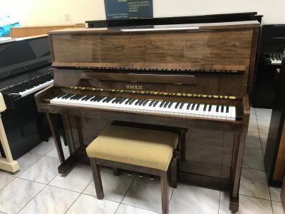 Pianino Scholze - Petrof model 112II, r.v.1999