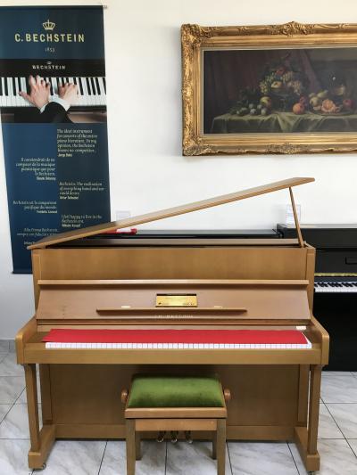 Pianino The Betting made inCzech Republic