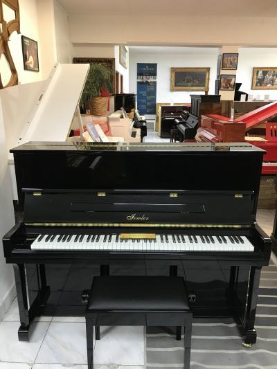 Zánovní pianino Irmler - Bluthner