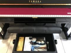 Pianino YAMAHA U 3 made in Japan se zárukou 5 let.