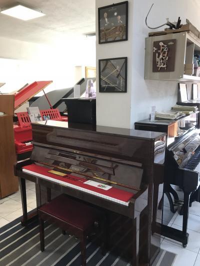 Pianino Petrof 115 II Demichip