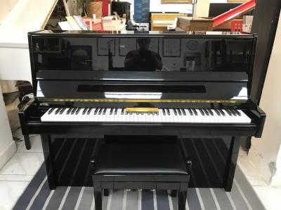 Pianino Schlögl - Bohemia Czech model118 - Moderna sezárukou 2roky