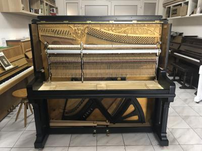 Pianino AUGUST FÖRSTER F 143, sezárukou, doprava zdarma