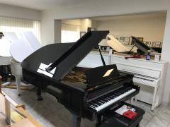 Klavír Petrof model II, rok výroby 2004, sezárukou 3roky