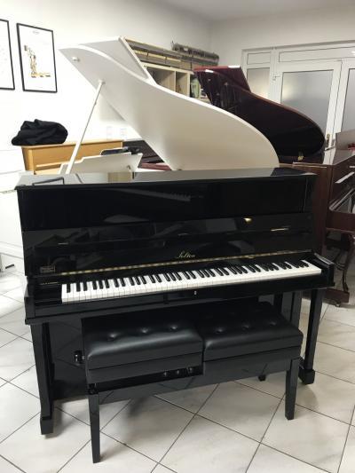 Německé pianino Solton se zárukou 2 roky, doprava zdarma
