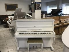 Německé pianino Blüthner sezárukou 2 roky, doprava zdarma